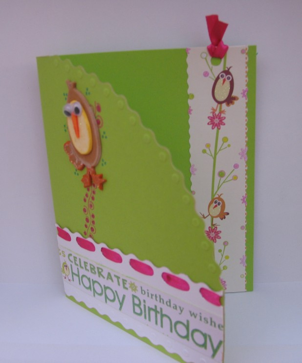 Sweet CARD Club Reto Agosto 2011