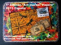 """1ª Edición del """"Libro Viajero de Arte 2013"""""""