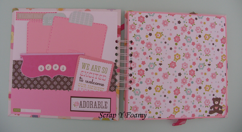 Manualidades album de fotos para beb s imagui - Manualidades album de fotos ...