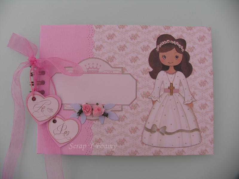 Dibujos para realizar para comunion for Paginas decoradas