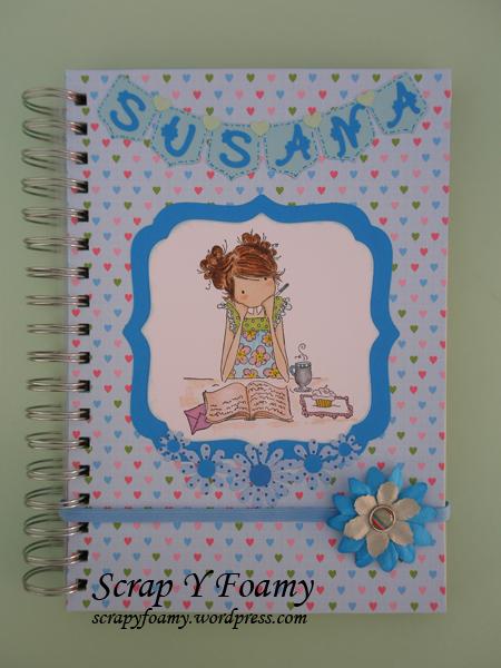 Libreta Susana